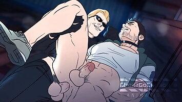 Hot Guys Fucking Spiritedness Movie