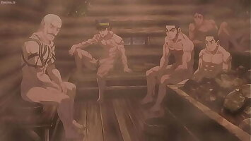 Golden Kamuy: Sauna (Episode 26)