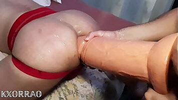 O MEGA BRINQUEDO DO KXORRO! VIDEO COMPLETO NO MEU XVIDEOS RED